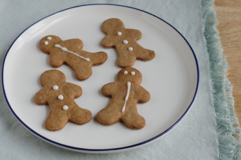 Gingerbread Cookies for Toddlers