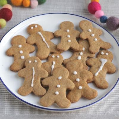Low Sugar Gingerbread