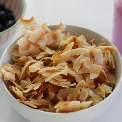 Maple Coconut Chips