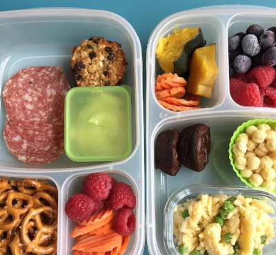 Daycare Lunch Ideas