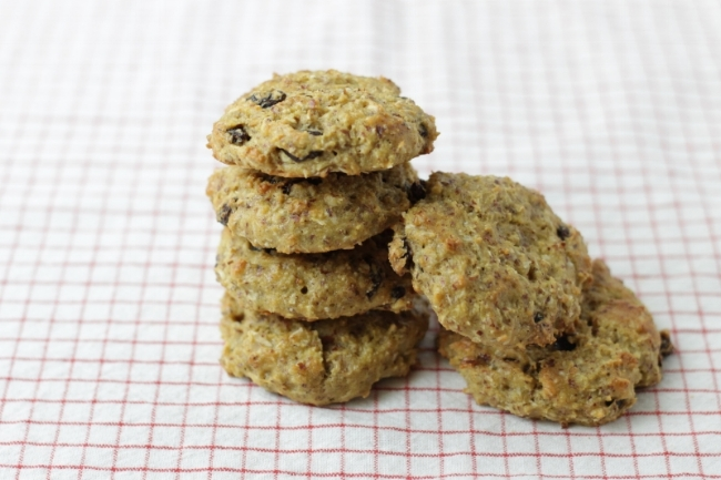 Toddler oatmeal cookie recipes