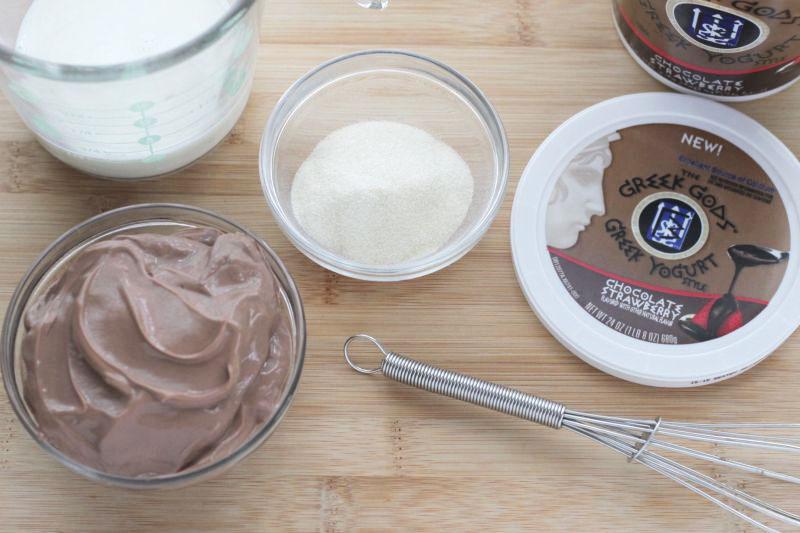 yogurt ingredients