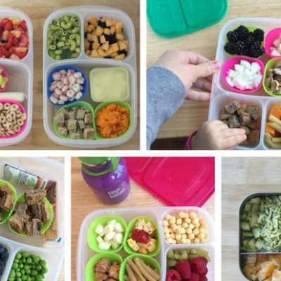 85 Lunch Box Ideas