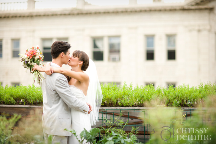 Uncommon ground wedding