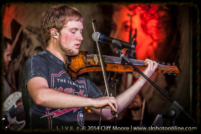 Live from Oklahoma Music Hall of Fame w/ Lainey Edwards & The Tribe. Photo by Cliff Moore