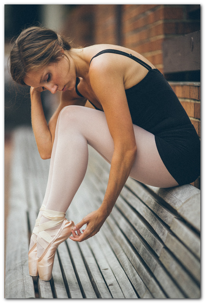 Janna - Urban Ballerina Project