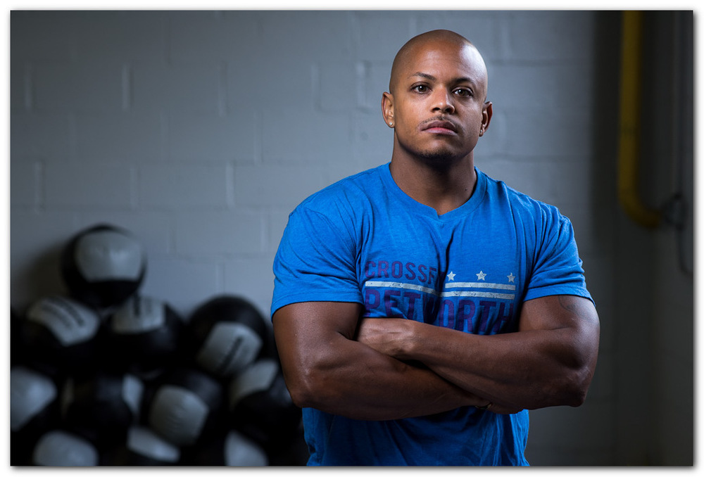 Marcus Taylor - Owner and Head Strength and Conditioning Coach