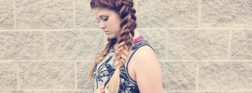Hair Model: Kayla Davenport,Salon Professional Academy AndersonStudent Stylist: Kayla Butler,Salon Professional Academy AndersonStudent
