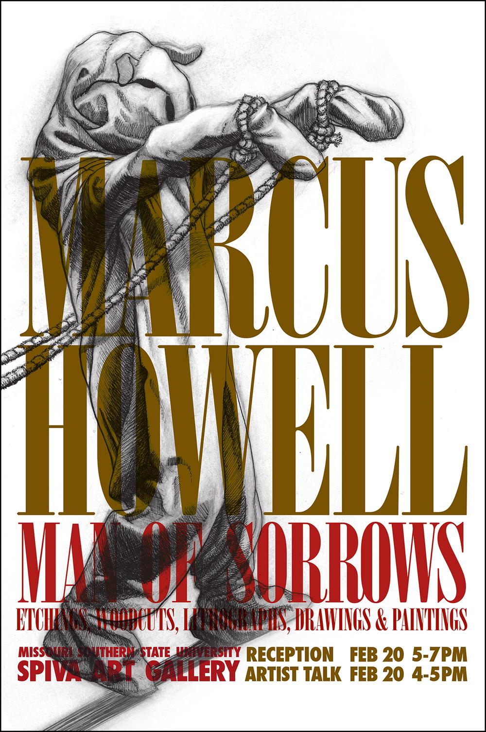 Marcus Howell 24x36