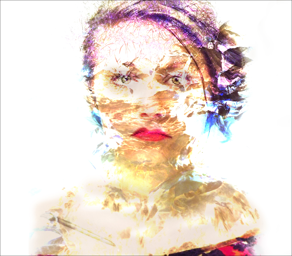 ART140 Digital Photography - Multiple Exposure: Jordyn Boberg