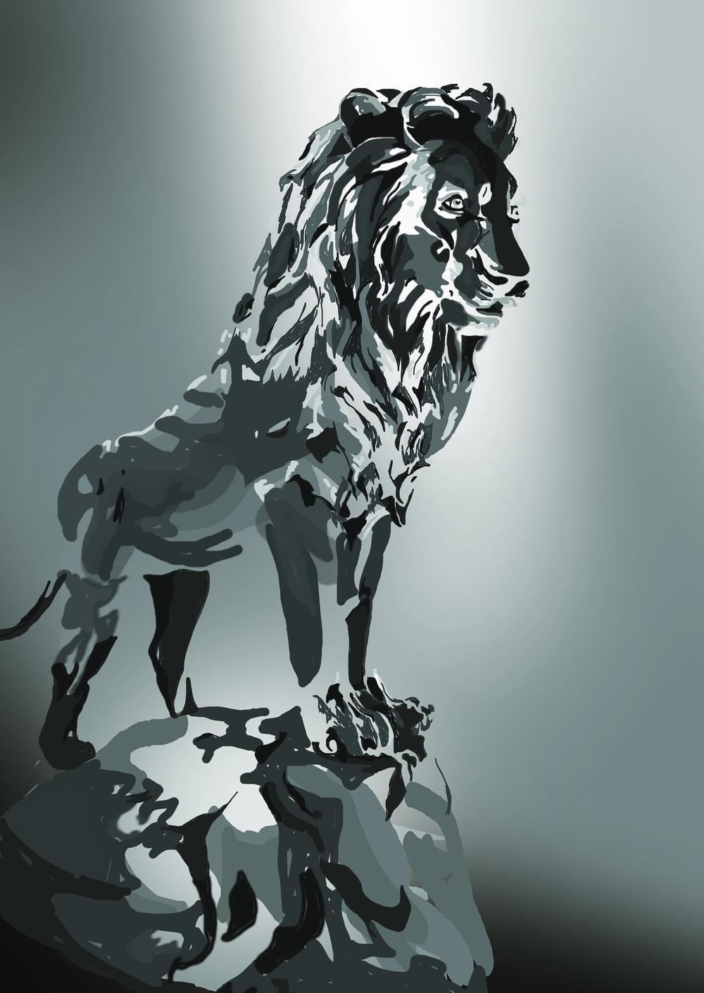 ART140 Digital Photography - Digital Illustration: Inhui Lee