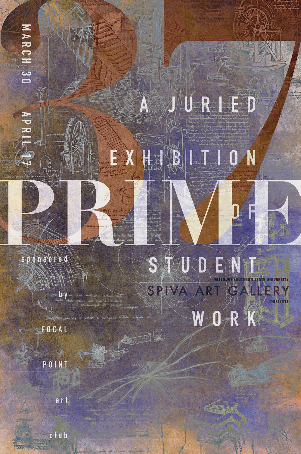 37 PRIME, MSSU Student Exhibition