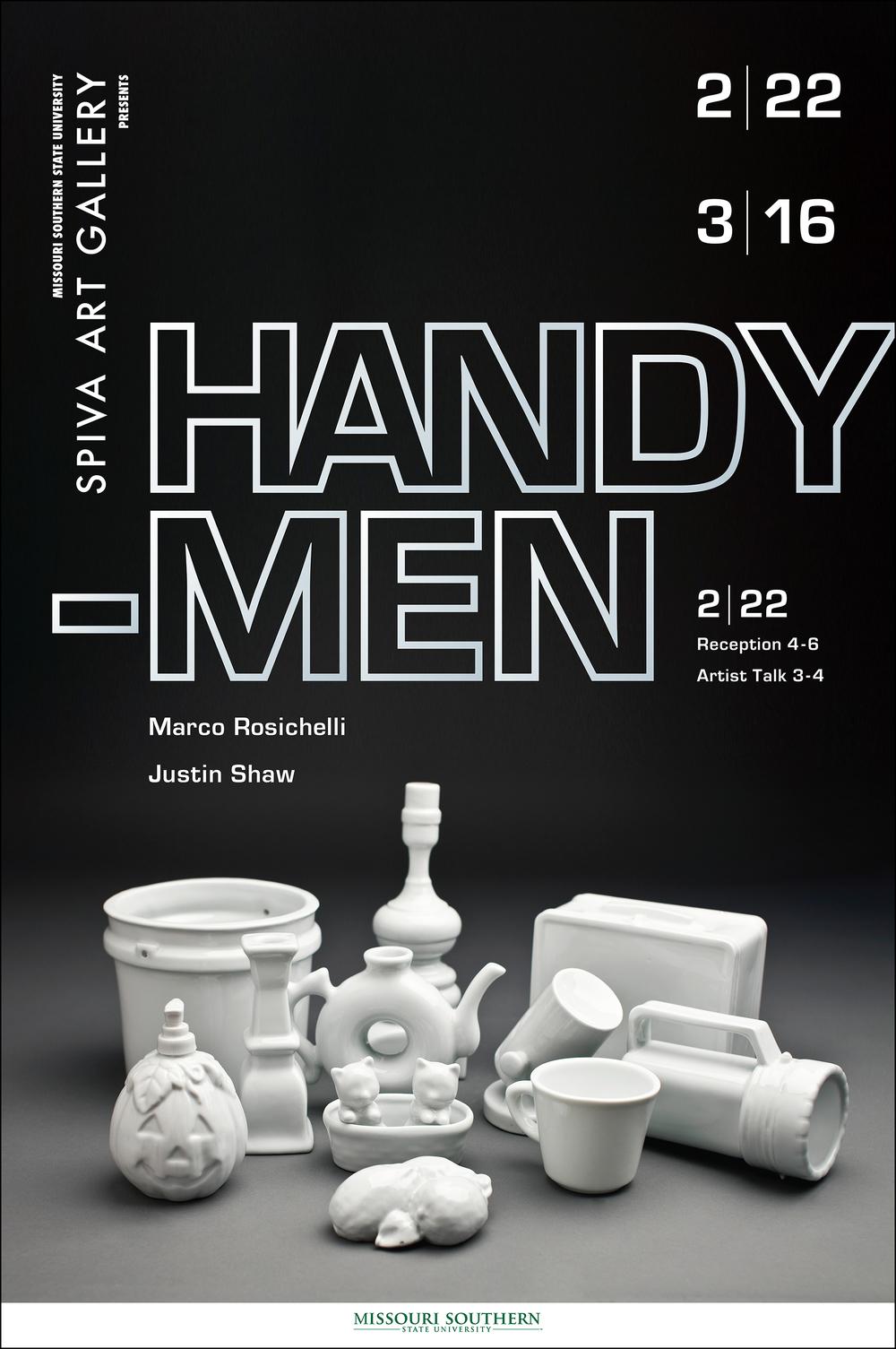 Handymen, 24x36