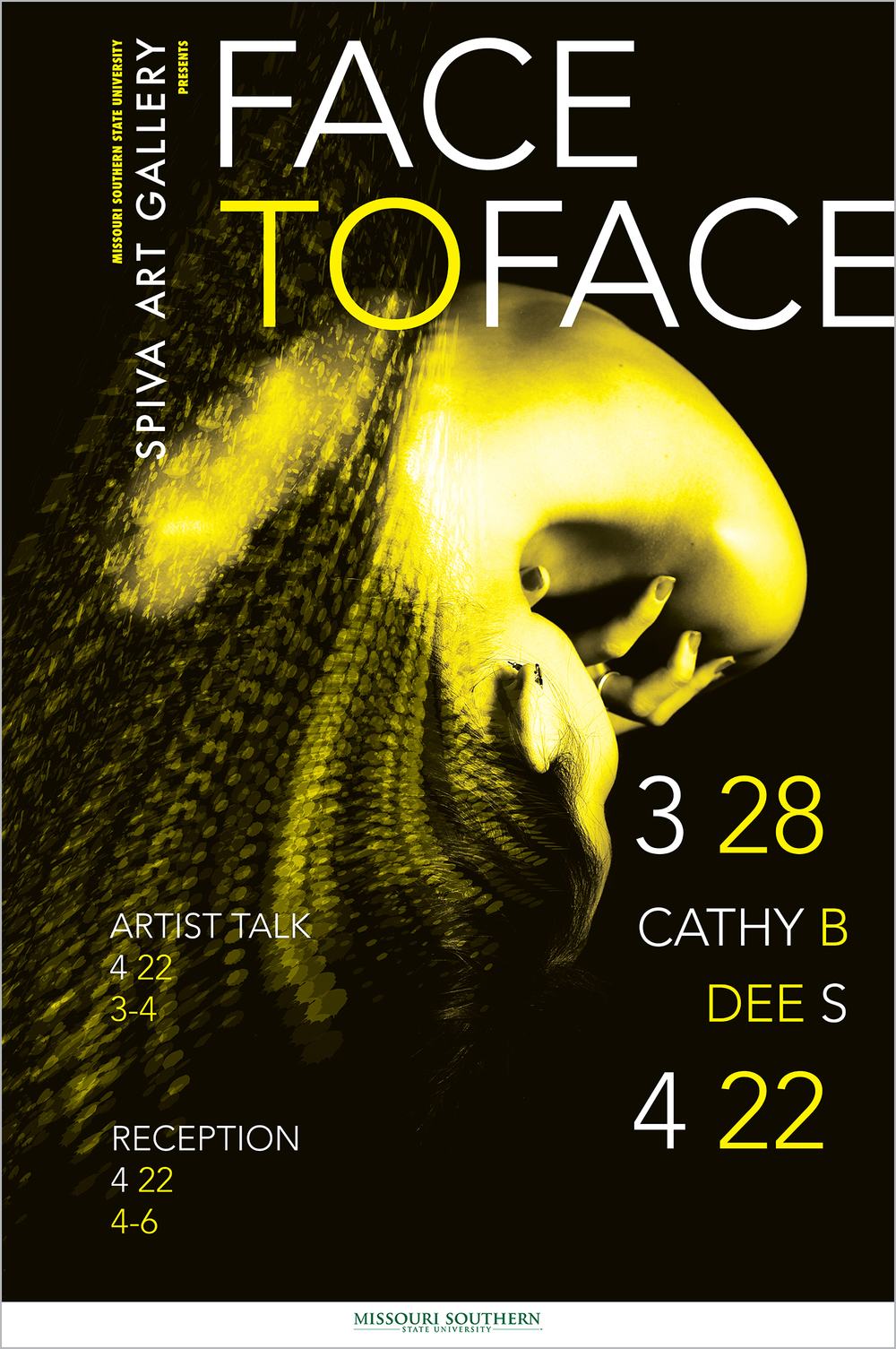 Cathy B & Dee S, Face to Face