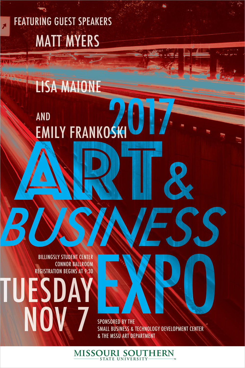 2017 Art & Business Expo, 24x36
