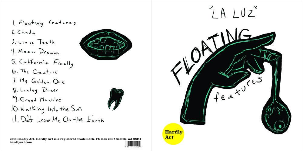 ART325 Page Layout - Record Album: Kristen Fidler