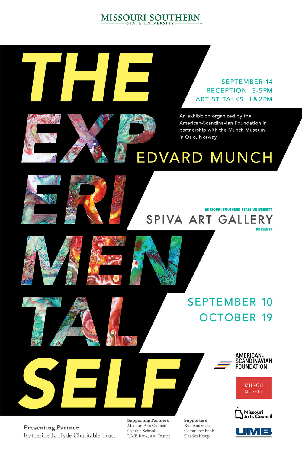 Edvard Munch, The Experimental Self