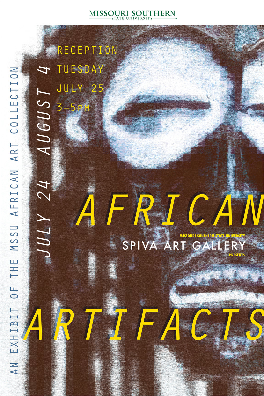 African Artifacts, MSSU African Art Collection