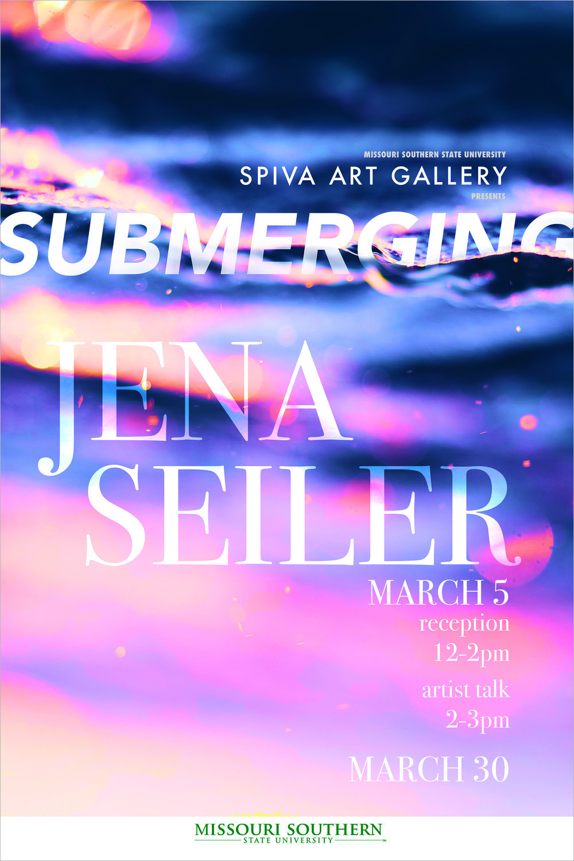 Jena Seiler, Submerging