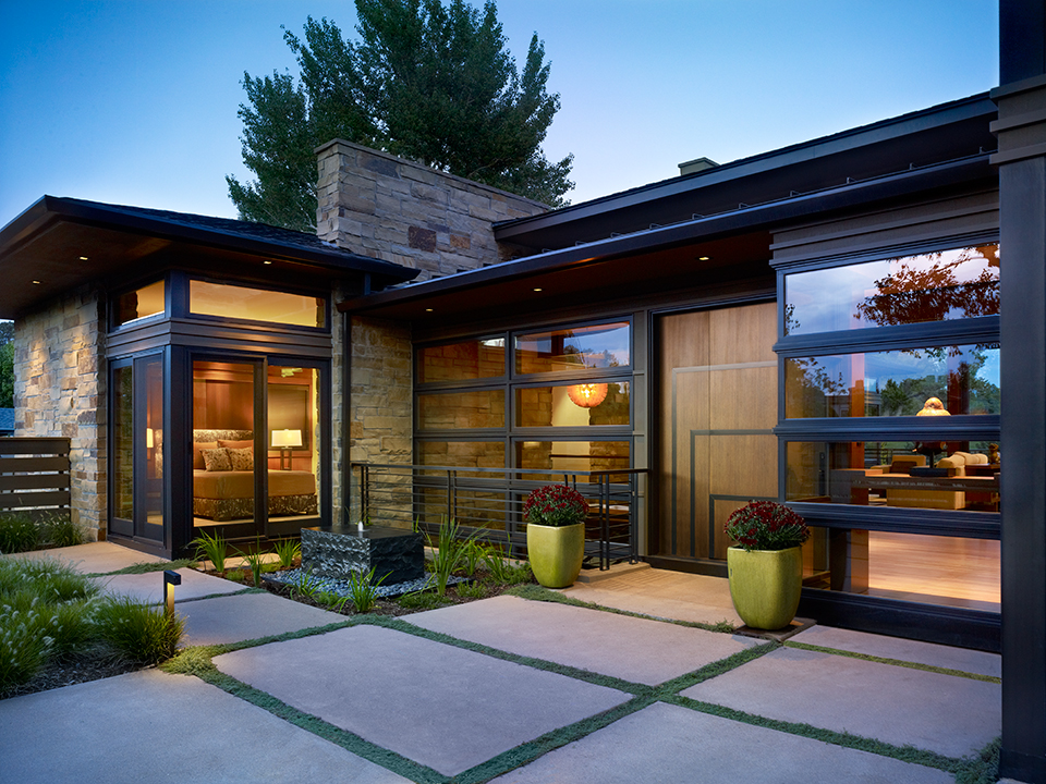 Custom home builds and remodels boulder aspen vail for Home design photo