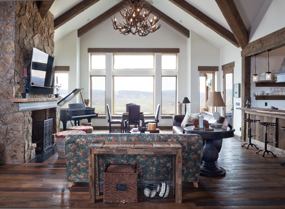 Rustic Luxury Custom Home Builds And Remodels Boulder