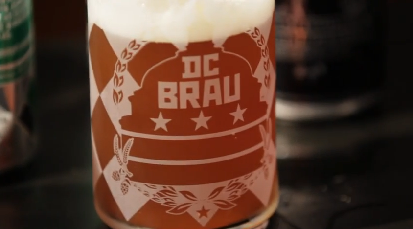 DC Brau '70s Throwback Ad