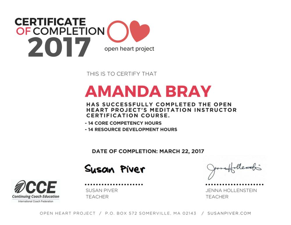 MIC 2 Certificate Amanda Bray (2).png