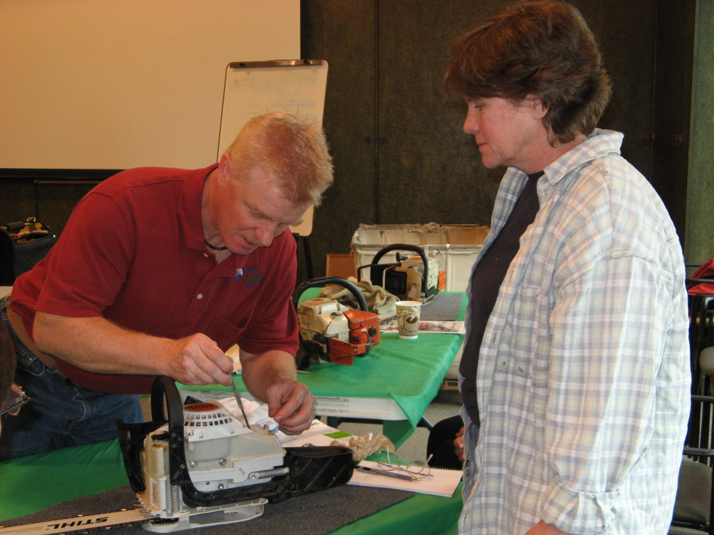 2012 Chainsaw Maintenance Joint Workshop with MFA Metro Chapter (2).JPG