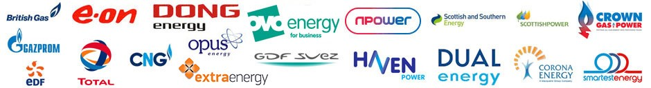 compare all business energy suppliers tariffs on our website