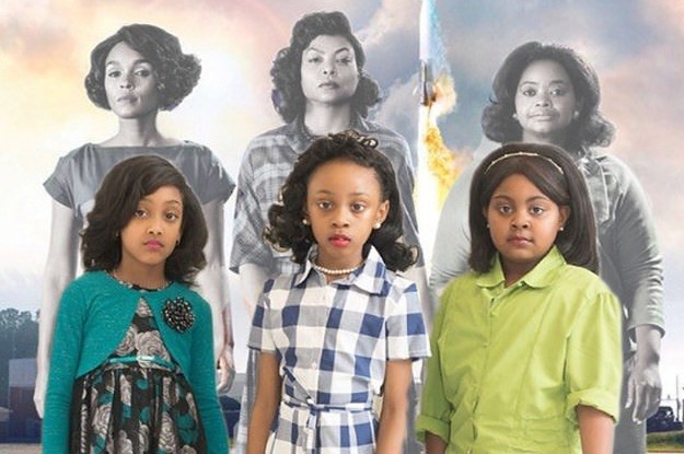 Math heroes from 'Hidden Figures'