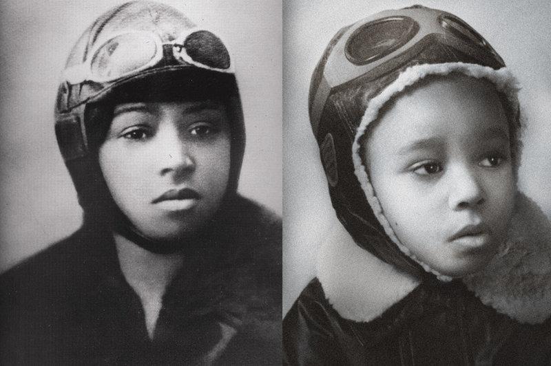 Aviator Bessie Coleman