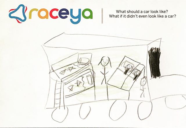 We asked kids to tell us what a car should look like. Here are their answers. #notacar #awesomehouse
