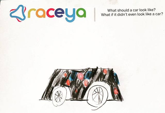 We asked kids to tell us what a car should look like. Here are their answers. #notacar #ladybug