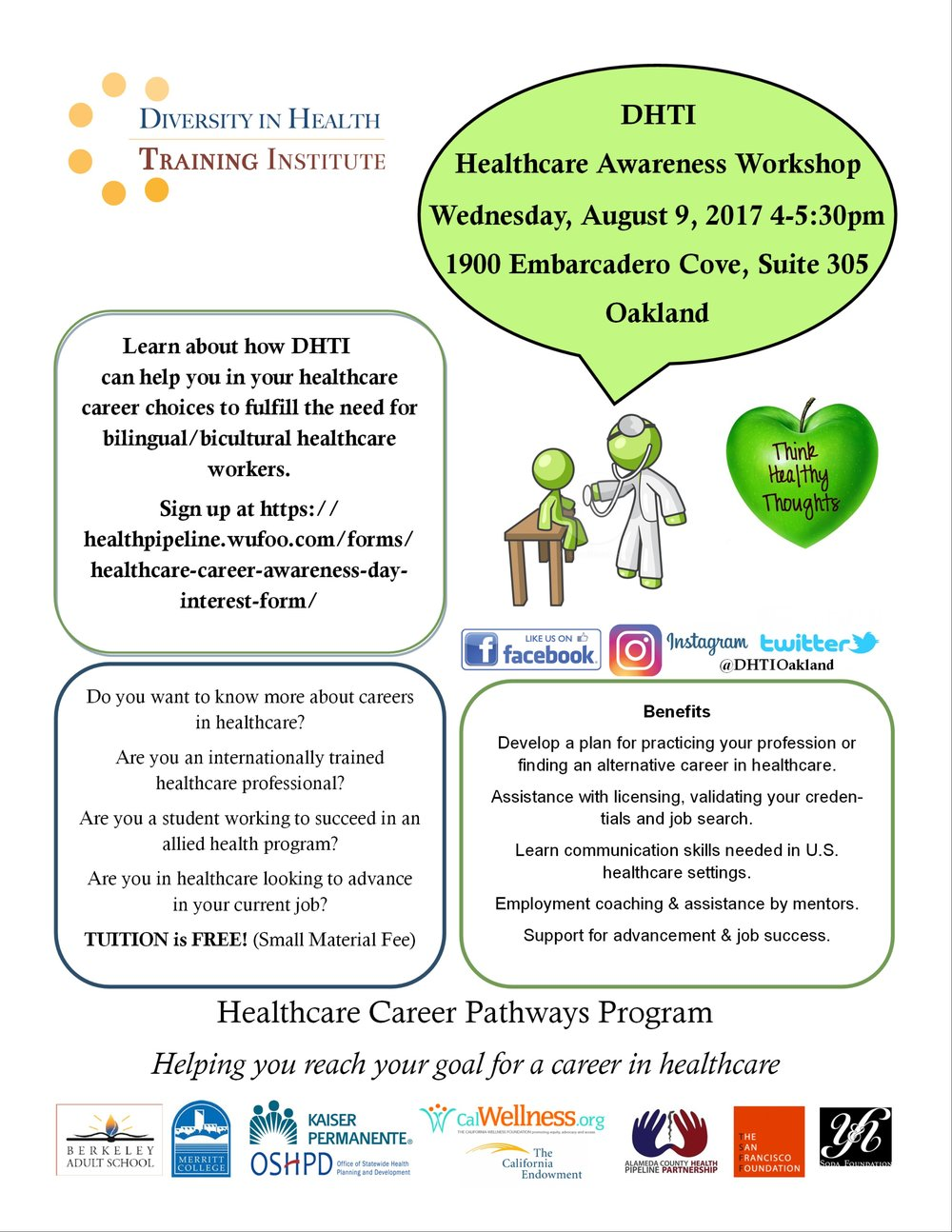 Healthcare Awareness Workshop