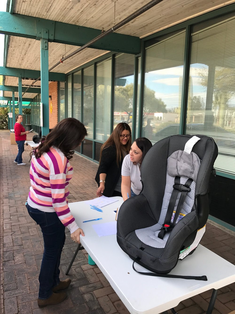 Friday, February 17th Car Seat Clinic