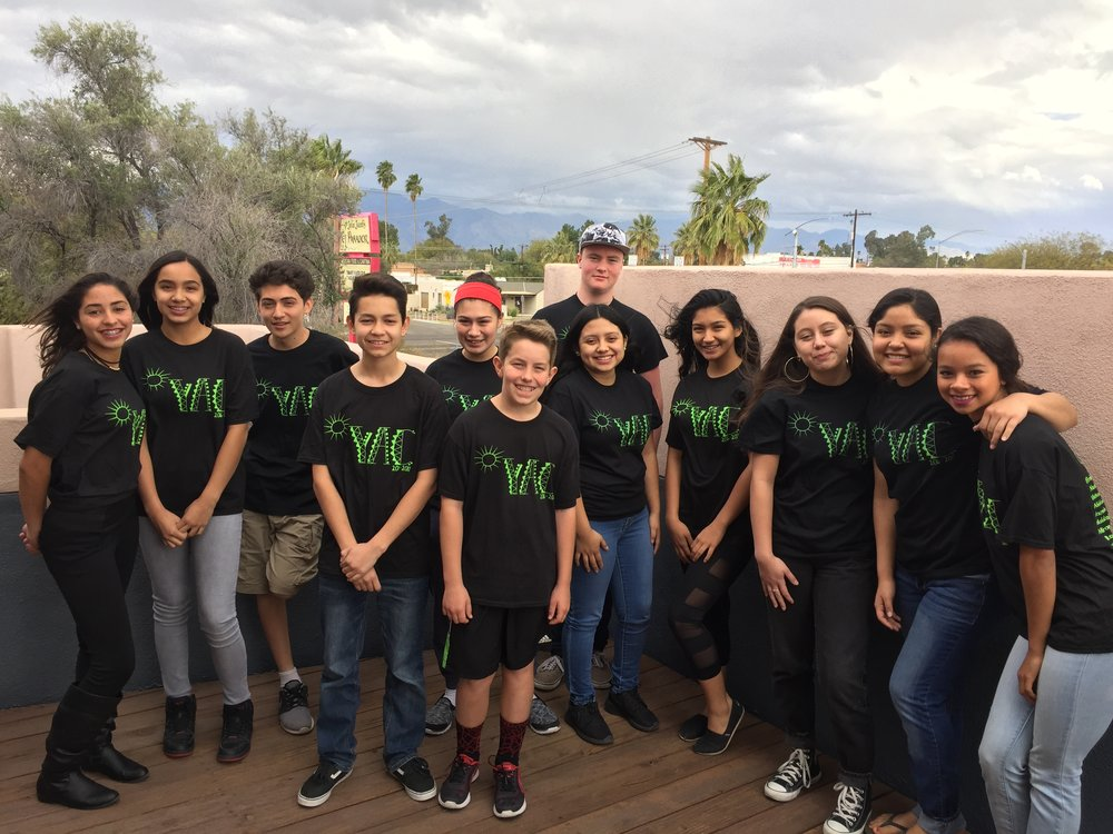 The 2017-2018 YAC Team