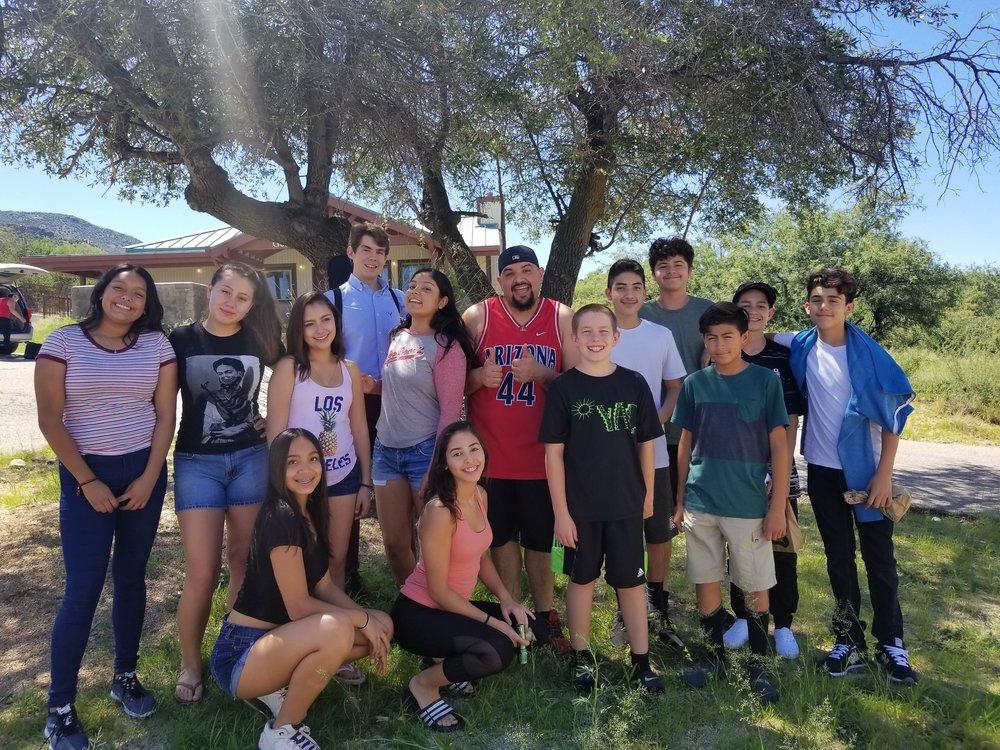 YAC Team 2017 Retreat