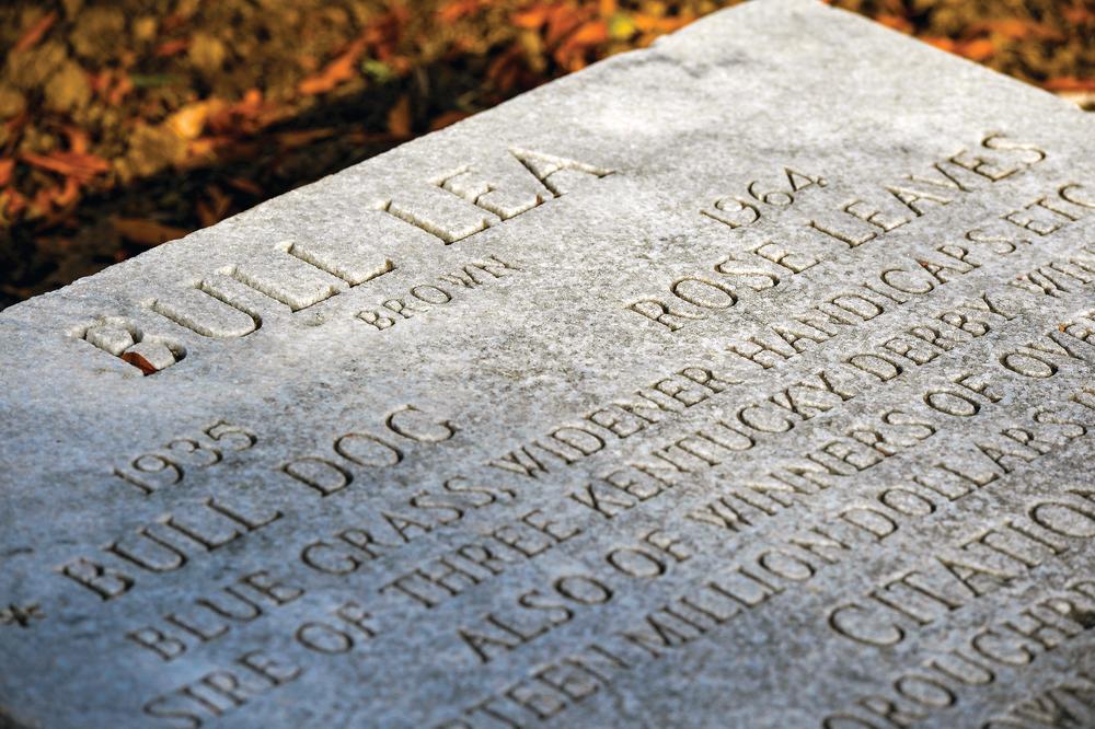 horse-gravestone