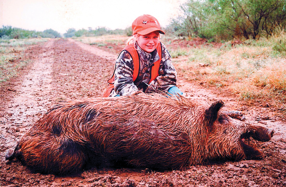 Girl w large hog-Edit.jpg