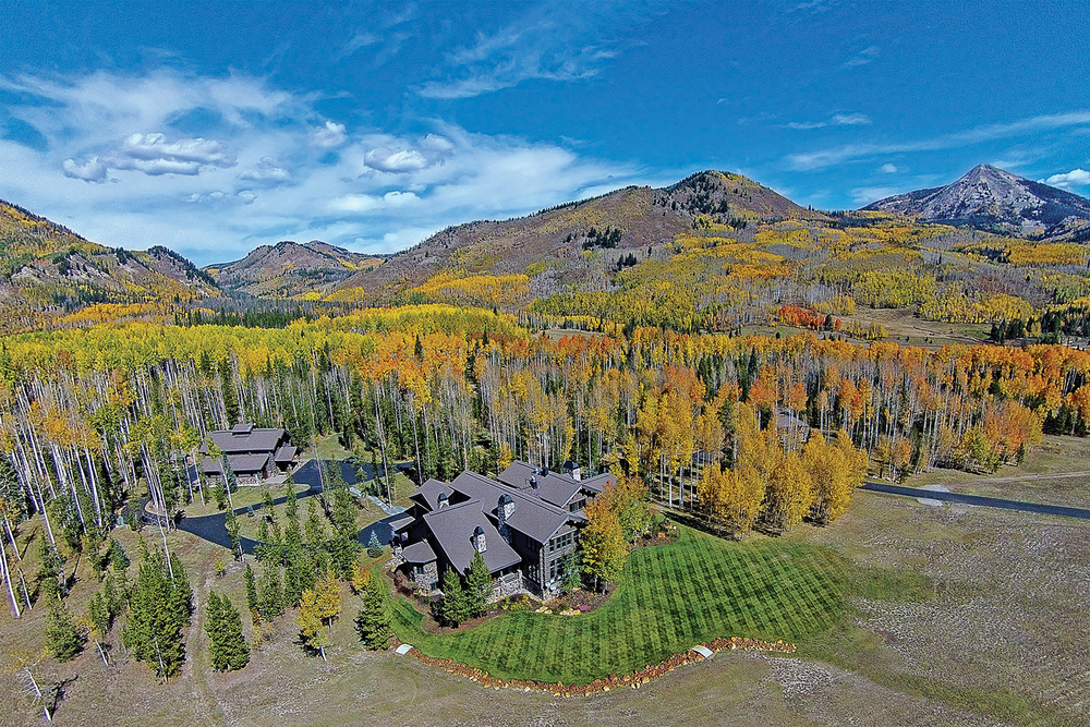 SNOWY MOUNTAIN RANCH 210± Acres | Steamboat Springs, CO Property ID: 2873473 | $8,975,000