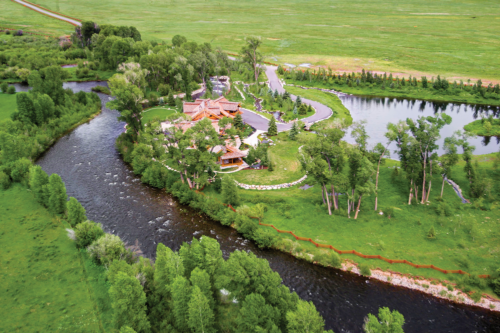 RIVER HOUSE 7,575± Acres | Steamboat Springs, CO Property ID: 3237038 | $9,995,000