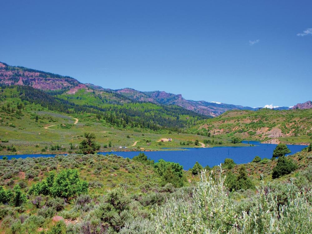 BIGHORN RANCH 160± Acres |Gunnison County |Colorado |Property ID: 3041506 |$990,000