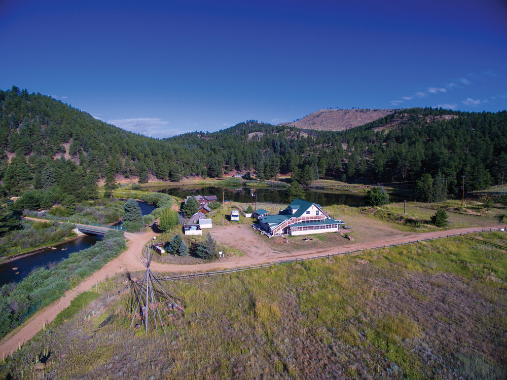 CRYSTAL LAKE RESORT 40± Acres | Jefferson County, CO Property ID: 2123406 | $1,990,000