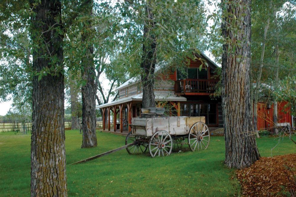 SNOWY RANGE FISHING LODGE 250± Acres | Laramie | Wyoming Property ID: 2781506 | $4,000,000