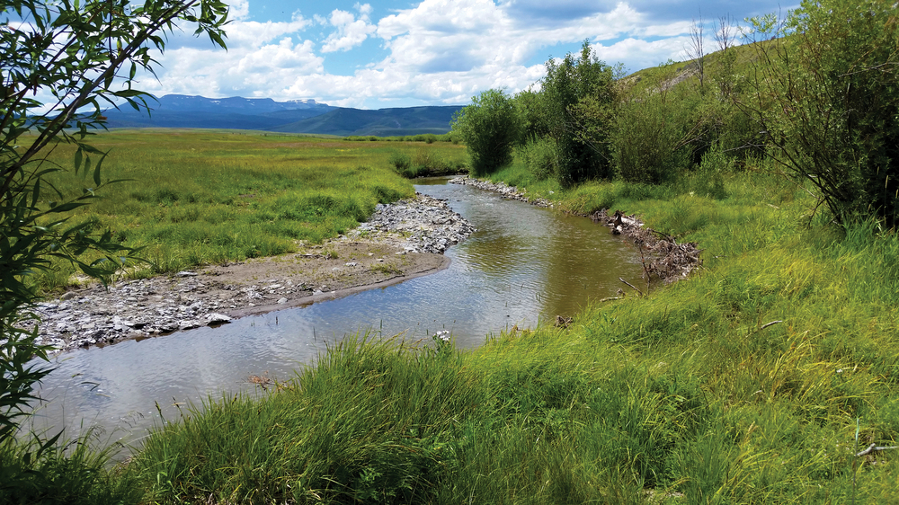 PORCUPINE RIDGE RANCH 8,818± Acres | Routt County, CO Property ID: 2930260 | $18,000,000
