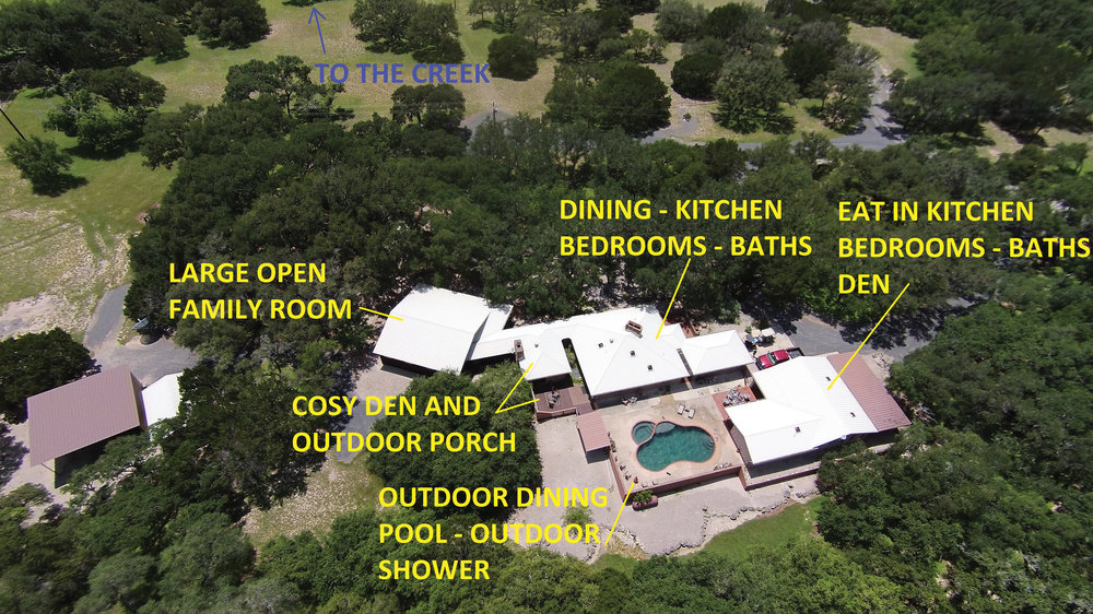 T-BIRD FAMILY LODGE 14± Acres | Bandera County, TX Property ID: 1953234 | $499,000