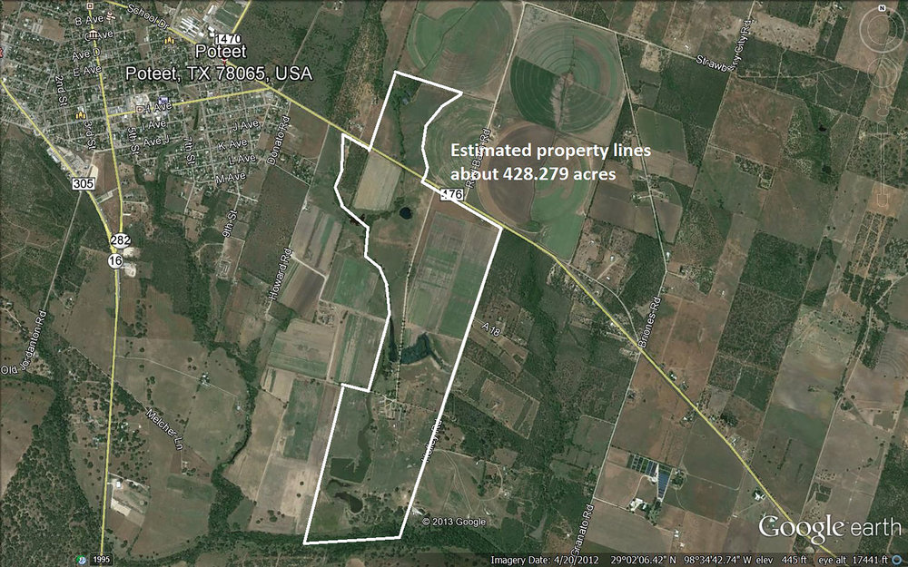 CATTLE OPERATION 428± Acres | Atascosa County, TX Property ID: 2938043 | $2,870,000