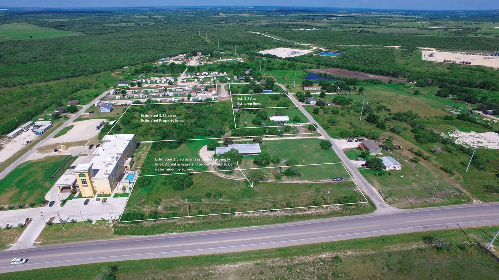 KENEDY COMMERCIAL PROPERTY 5.7± Acres | Karnes County, TX Property ID: 3375262 | Call for Price