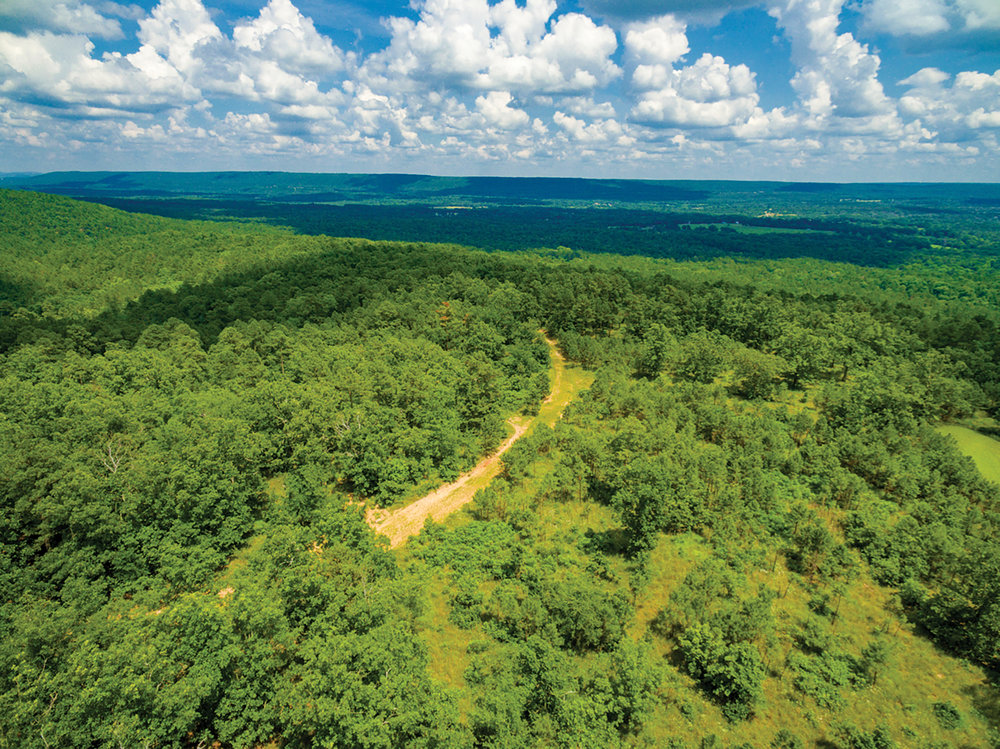 SNOW RIDGE RANCH 1,920± Acres | Pushmataha County, OK Property ID: 3324350 | $2,678,000