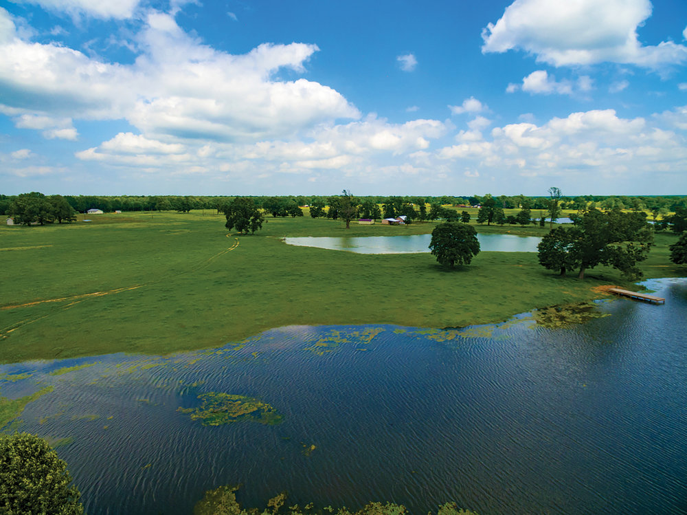 LAKESIDE WESTERN RANCH 748± Acres | Franklin County, TX Property ID: 3253533 | $1,900,000